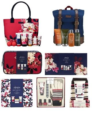 Joules Gift Sets Birthday Travel Holiday NEW