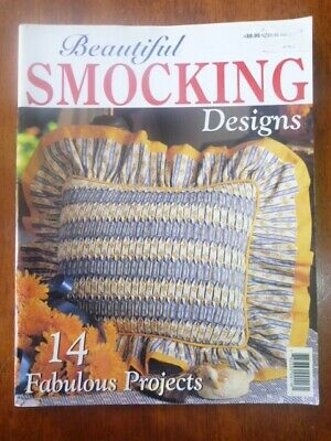 Beautiful Smocking Designs - 14 Fabulous Projects - 1999 Express Publications