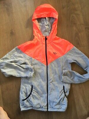Kids Adidas Tracksuit Top 13/14 Year Old - Girls / Boys Excellent Condition D3