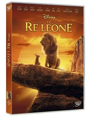 Dvd Il Re Leone (Live Action) (2019) ........NUOVO