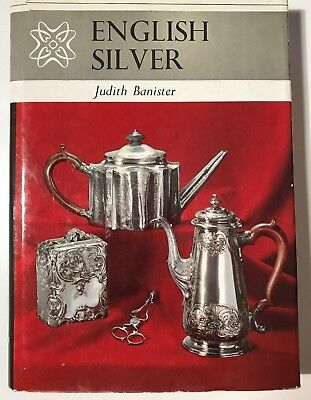 ENGLISH SILVER by Judith Banister (Hardback, 1966) Reference Book *