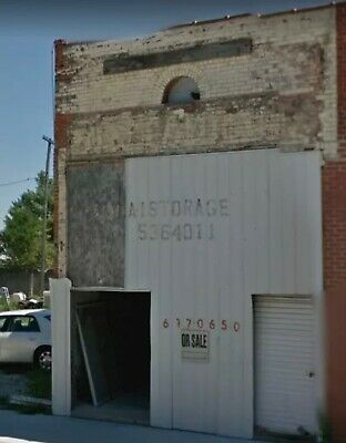 Property for Sale! Commercial Warehouse in Madison County, IN O RESERVE