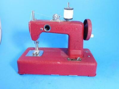 Sew-ette Battery Operated Miniature Toy Sewing Machine