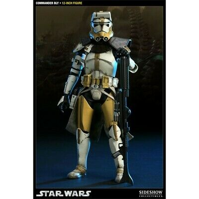 Sideshow Star Wars Commander Bly327th Star Corps 1/6 Hot Toys Scale