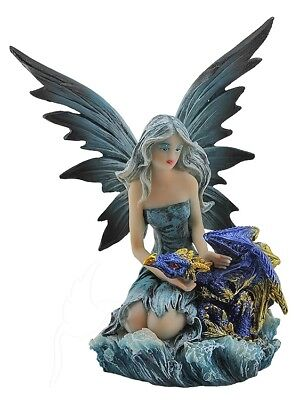 Water Fairy with Dragon - RRP $25.95