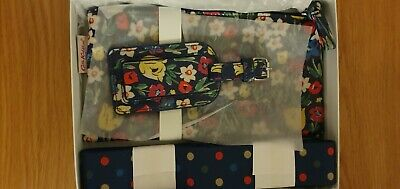 Cath Kidston Luggage Accessories Gift Set Brand New RRP £20.