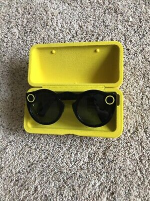 Spectacles Snapchat Glasses 1st Generation