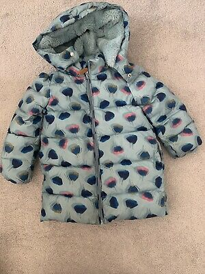 Girls Oilily Coat Age 4 (104cm)