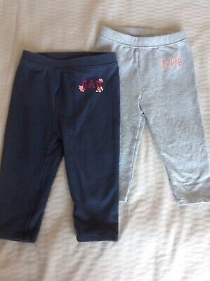 Baby Gap Girls Jogging Bottoms Trousers Age 2