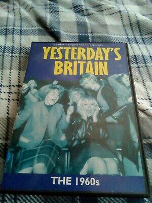 Yesterday's Britain  [DVD] 8601360000000