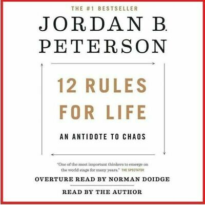 12 Rules for Life : An Antidote to Chaos by Jordan Peterson (Audio Book) mp3