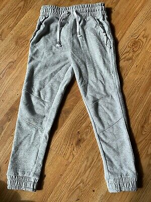 Next Girls Glittery Jogging Trousers Age 7 Years