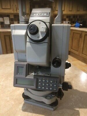 Sokkia Total station set 3b II theodolite.