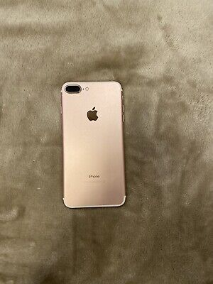 Apple iPhone 7 Plus 32GB Factory Unlocked - Rose Gold Smartphone