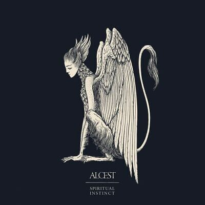 Parche imprimido,Iron on patch, Back patch,Espaldera -Alcest, Spiritual Instinct