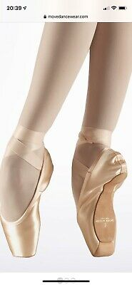 Pointe Shoes Gaynor Minden Extra Flex Shank Point Shoes