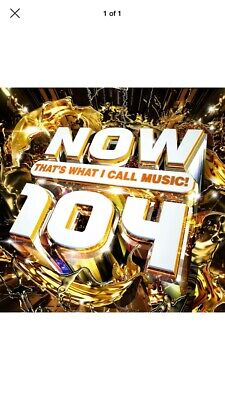 Now Thats What I Call Music 104 - Cd