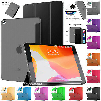 "For Apple iPad 10.2"" 2019 7th Gen Case Smart Magnetic Flip Leather Stand Cover"