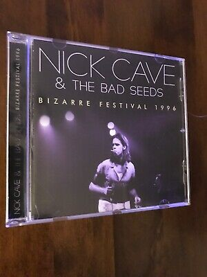 Nick Cave & the Bad Seeds - Bizarre Festival 1996
