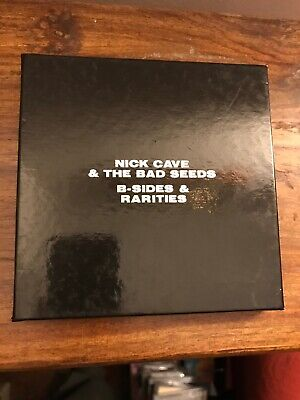 Nick Cave and the Bad Seeds : B-sides & Rarities CD 3 discs (2005)