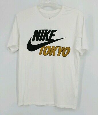 Details about Nike T shirt The Athletic Dept Regular Fit Size Small S Short Sleeve Graphic Tee