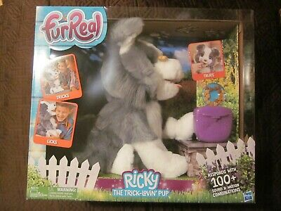 Brand New furReal Ricky, the Trick-Lovin' Pup NIB in hand ready to ship