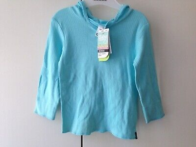 BONDS Vintage Layers Hoodie Top Sweater Jumper Baby SIZE 2 BNWT Ribbed