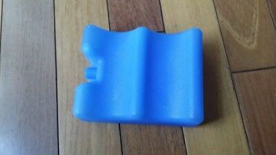 Enfamil freezer ICE PACK blue cold for formula breast milk storage cooler