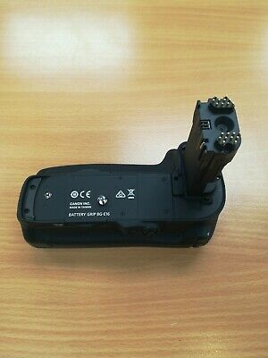 Genuine Canon BG-E16 Battery Grip 4 EOS 7D Mark II MK II + LP-E6 2 Year Warranty