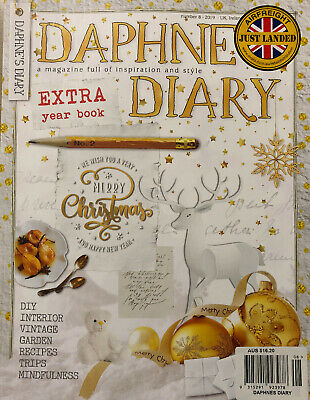 DAPHNE'S DIARY 2019 - NUMBER 8 with Extra Year Book and Christmas Special- New
