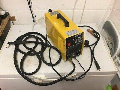 CuT50  Plasma Cutter Machine Inverter  Digital Display & Consumables