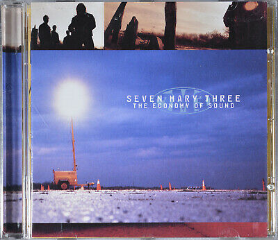 The Economy of Sound by Seven Mary Three [Canada - Mammoth Rec. - 2001] - NM/M