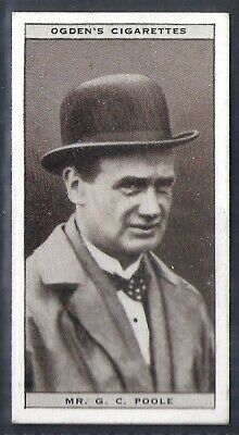 Ogdens-Steeplechase Celebrities-#33- Top Quality Horse Racing Card!!!