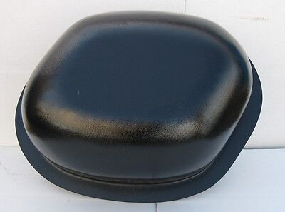 """Rockwell Delta Unisaw Table Saw Motor Cover Goose-Egg Oval 17.5"""" x 12.5"""" 1529"""