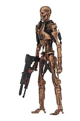 "NECA - Terminator 2 - 7"" Scale Action Figure - Kenner Tribute - Metal Mash"