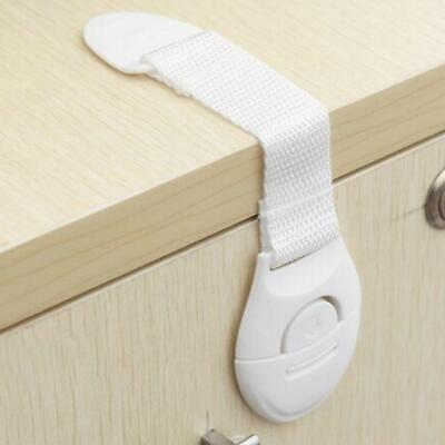 Children Baby Infant Kids Drawer Door Locks Cabinet Cupboard Safety Locks  WF