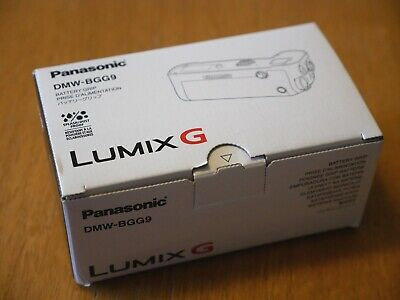 PANASONIC DMW-BGG9E Battery Grip for DC-G9