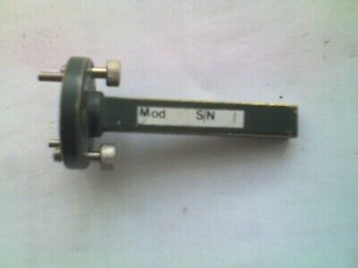 Flann WG22 Model No. ???? , 26.4 to 40.1GHz , 35mm Round Waveguide Load - B
