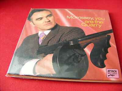 CD+DVD You Are The Quarry/Limited Bonus Dvd Edition von Morrissey (2004-06-09)