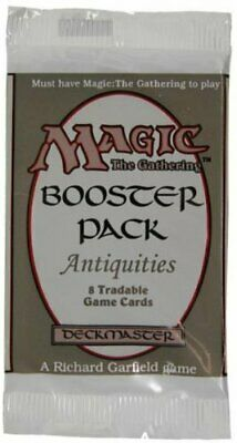 Antiquities Booster Pack (Loose) (ENGLISH) FACTORY SEALED MAGIC MTG ABUGames