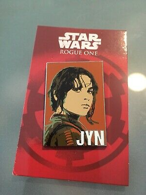 2016 Disney Star Wars: Rogue One Mystery Set- Jyn Reveal Conceal Pin 118503