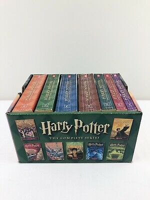 Harry Potter - Paperback BOXED SET - Books 1-7