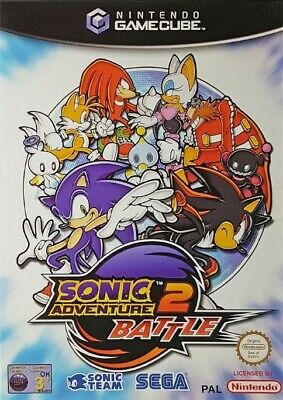 Sonic Adventure 2 Battle GameCube Used SAME DAY FREE SHIPPING