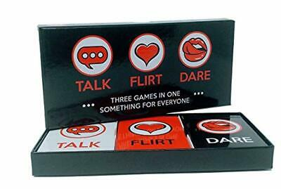 Fun and Romantic Game For Couple Date Night Box Set with Conversation Starters