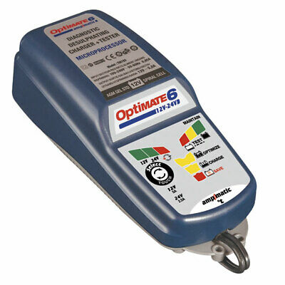 450162 Chargeur Optimate 6 12V/5A-24V/2,5