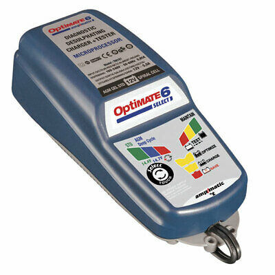 450161 Chargeur Optimate 6 Select 12V/5A
