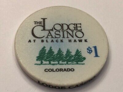 $1.00 The Lodge Casino at Black Hawk- Colorado.