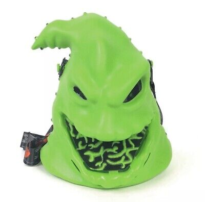 Disney Nightmare Before Christmas Oogie Boogie Light-Up Popcorn Bucket - 2019