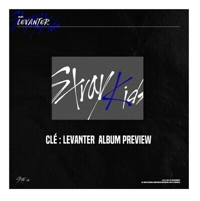STRAY KIDS - Clé : LEVANTER [Normal ver.] CD+PO Benefit+Poster+Gift+Tracking no.