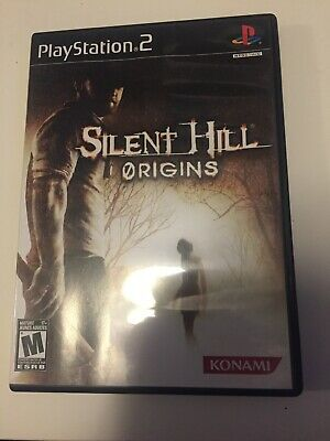 Silent Hill Origins (Sony PlayStation 2, 2008) Rare! Shipping Parcel Tracking